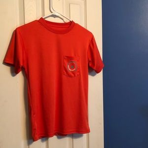 Southern Marsh Orange Shirt